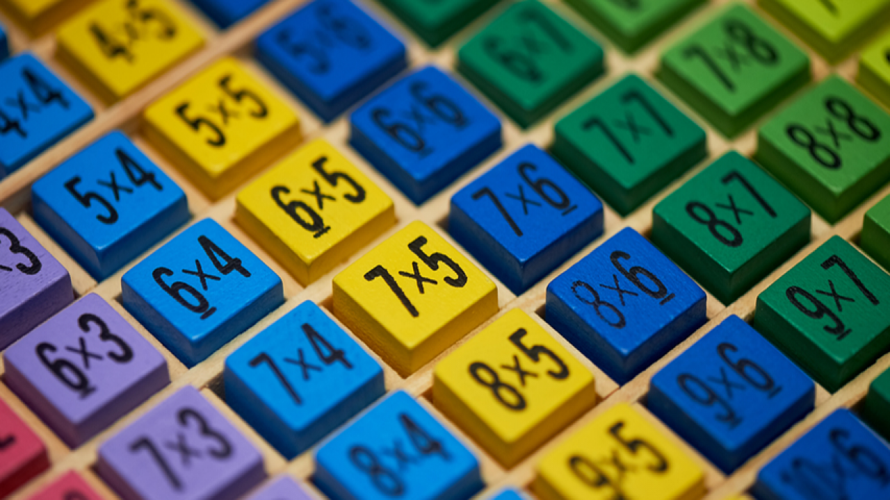 Times Tables Unit Of Work - Learn Times Tables At School Or