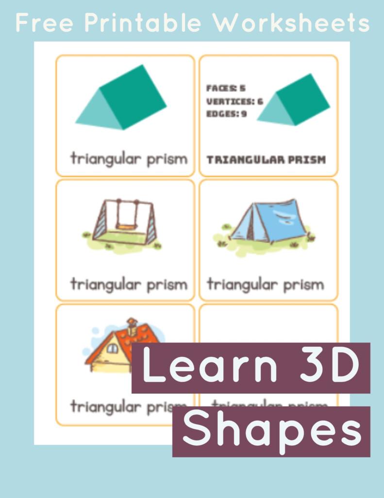 Triangular Prism Flashcards | Primarylearning