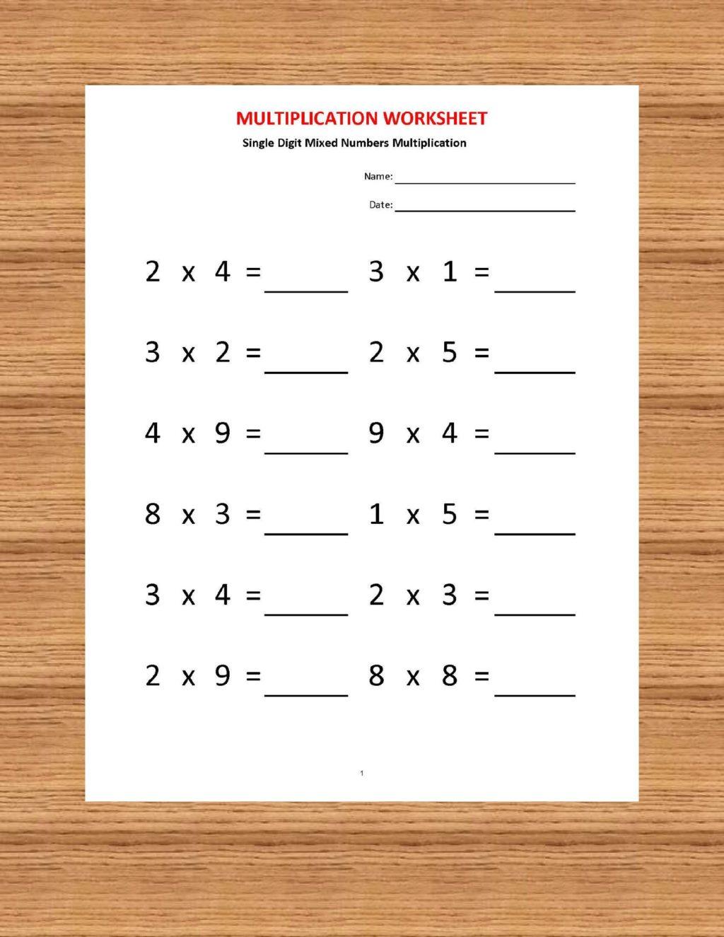 Worksheet ~ 2Ndade Multiplication Anchor Chart Strategies