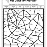 Worksheet ~ Colournumbers Multiplication Worksheetree