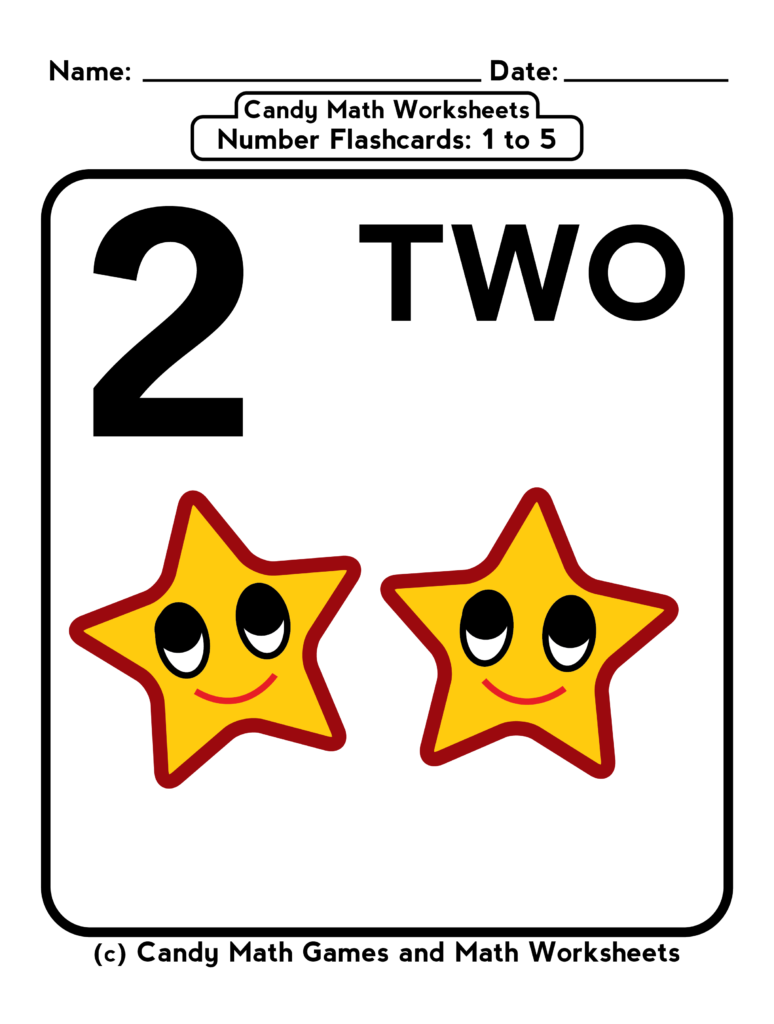Worksheet ~ Free Math Worksheets And Counting Flashcards For