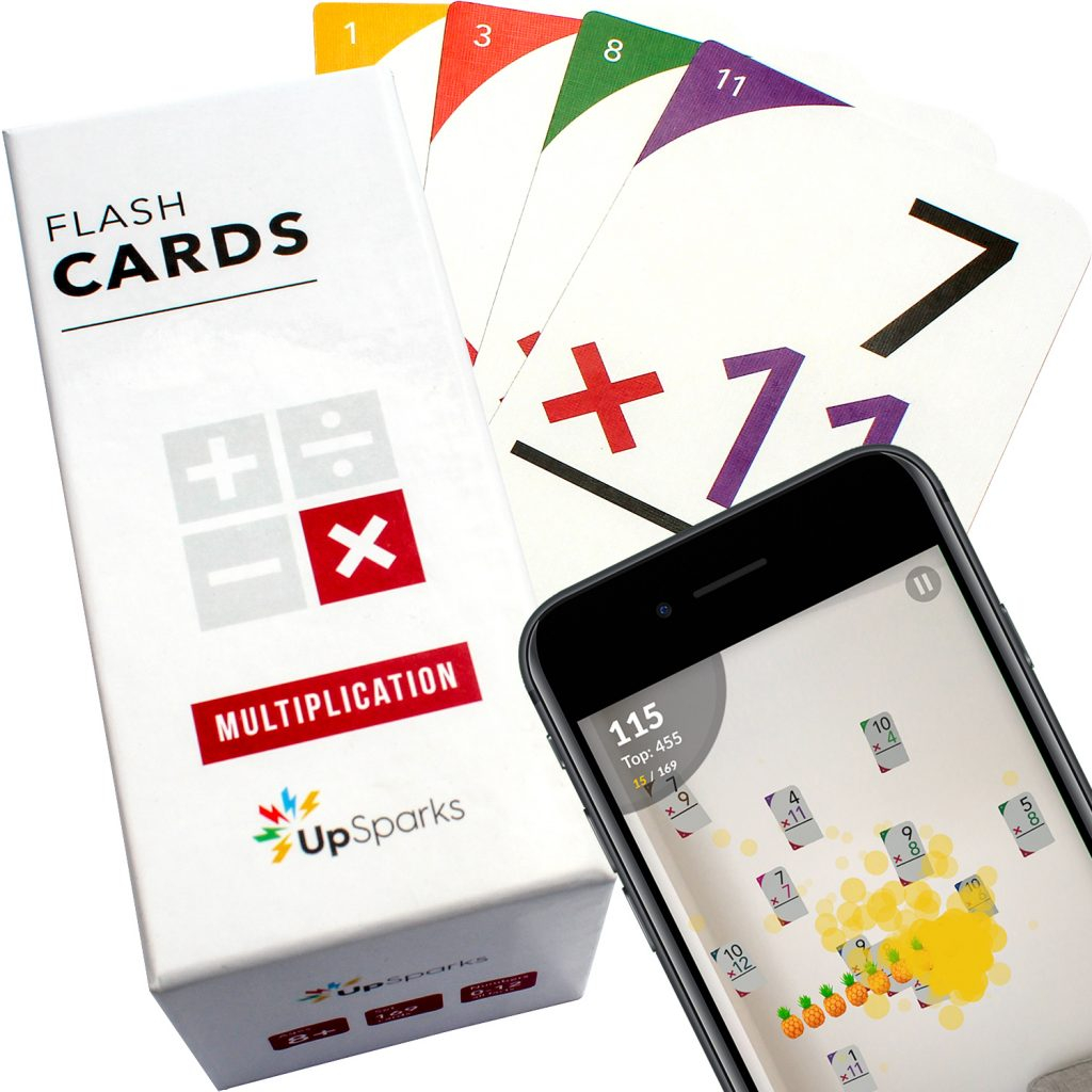 9 Sets Of Multiplication Flash Cards For Engaging Math