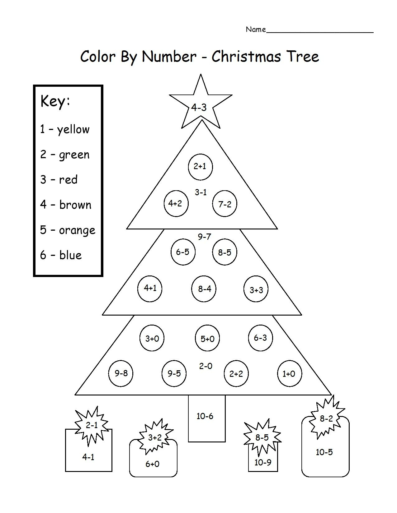 Almost December | Christmas Math, Christmas Worksheets