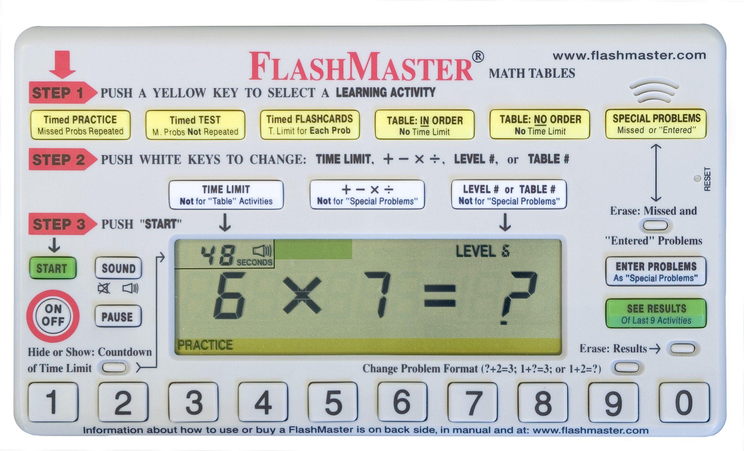 Amazon: Flashmaster: Handheld Computer For Mastering