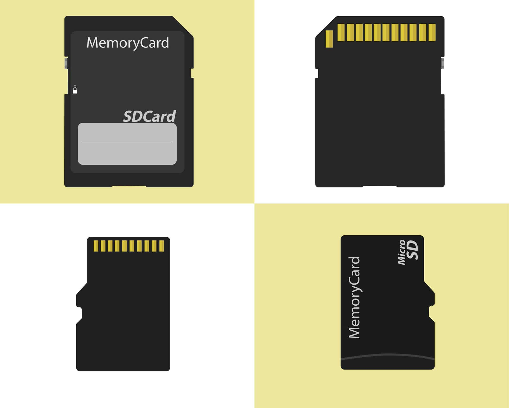 Confused With All The Numbers, Letters On Sd Cards? Here's