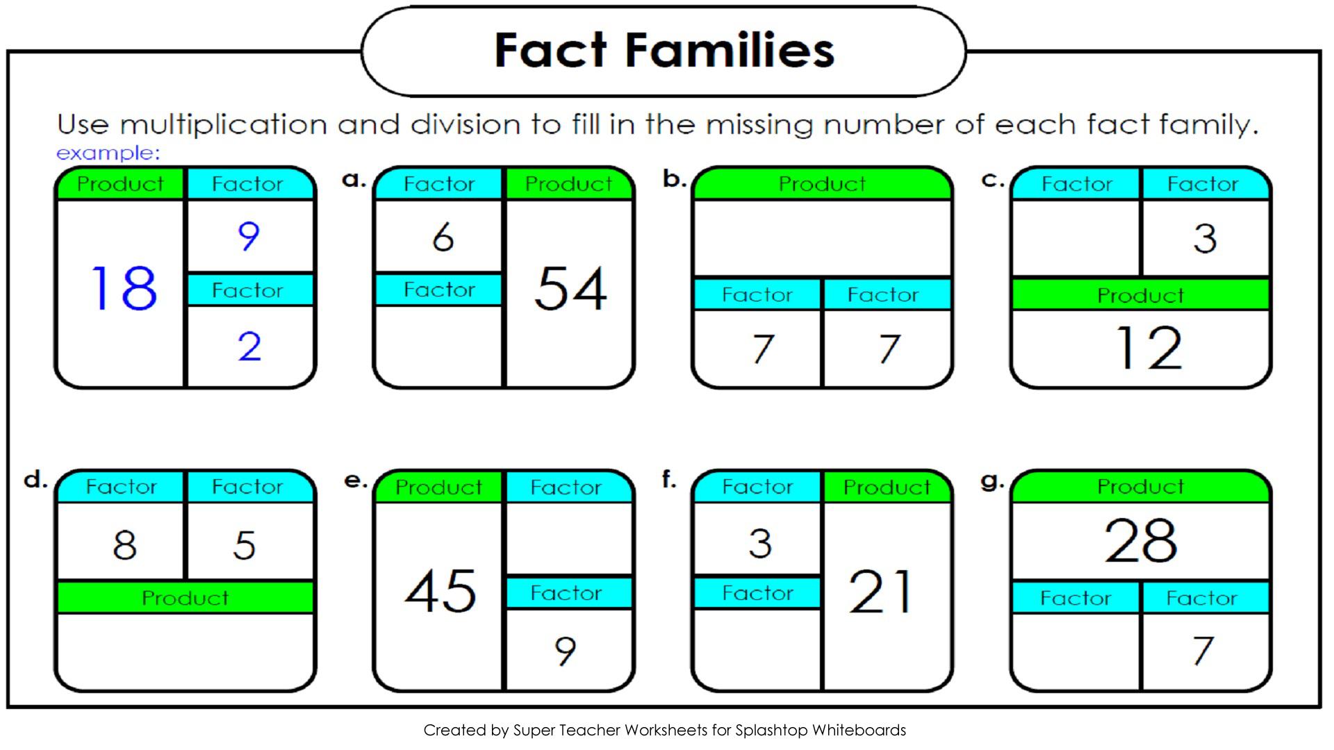 Create Math Worksheets Multiplication – Lbwomen