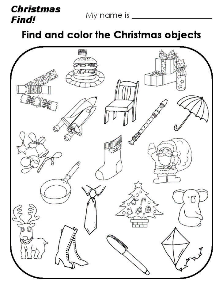 Math Christmas Worksheets Instructional Fair Answer Key
