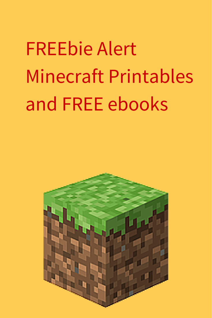 Free Minecraft Multiplication Game (Printable) And Lots Of