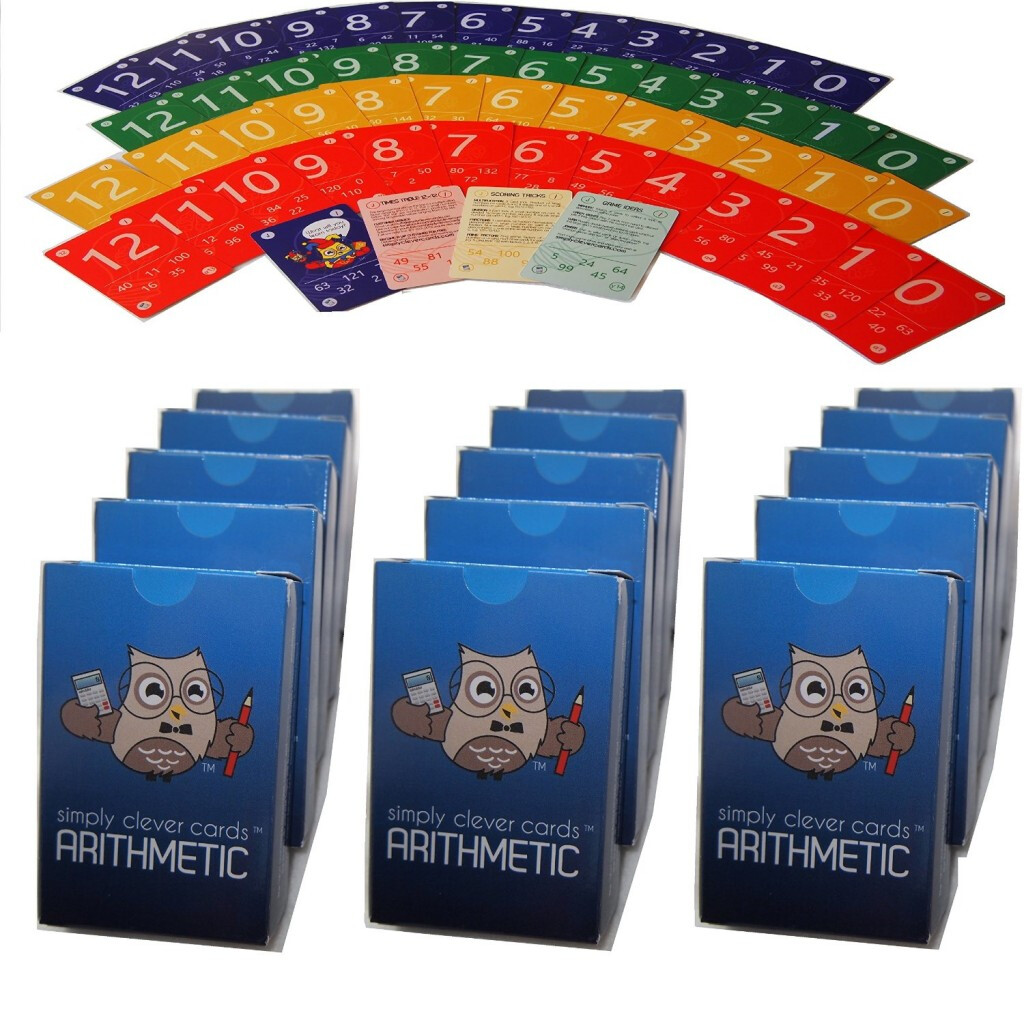 Multiplication And Division Flash Cards: Cool Math Games