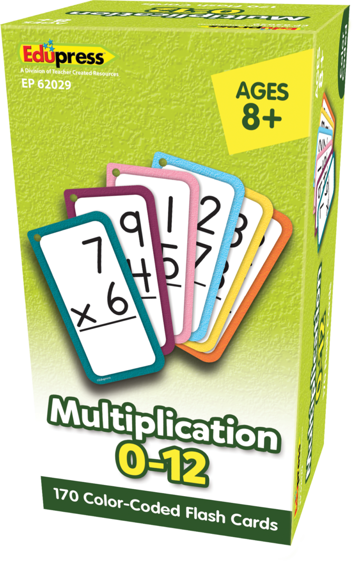 Where To Buy Multiplication Flash Cards