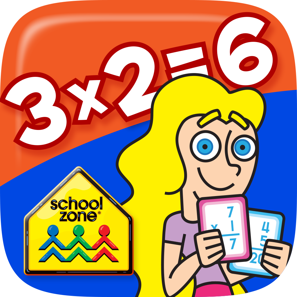 Multiplication Flash Cards (Android App)