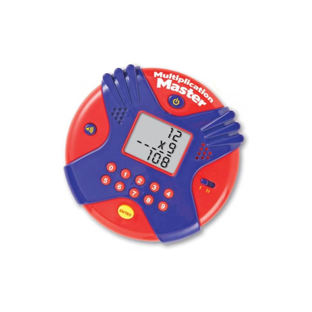 Multiplication Master Electronic Flash Card Game