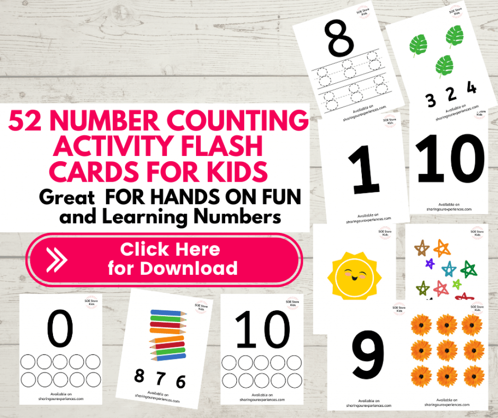 Quick And Easy Flashcards Activities With Toddlers - Fun