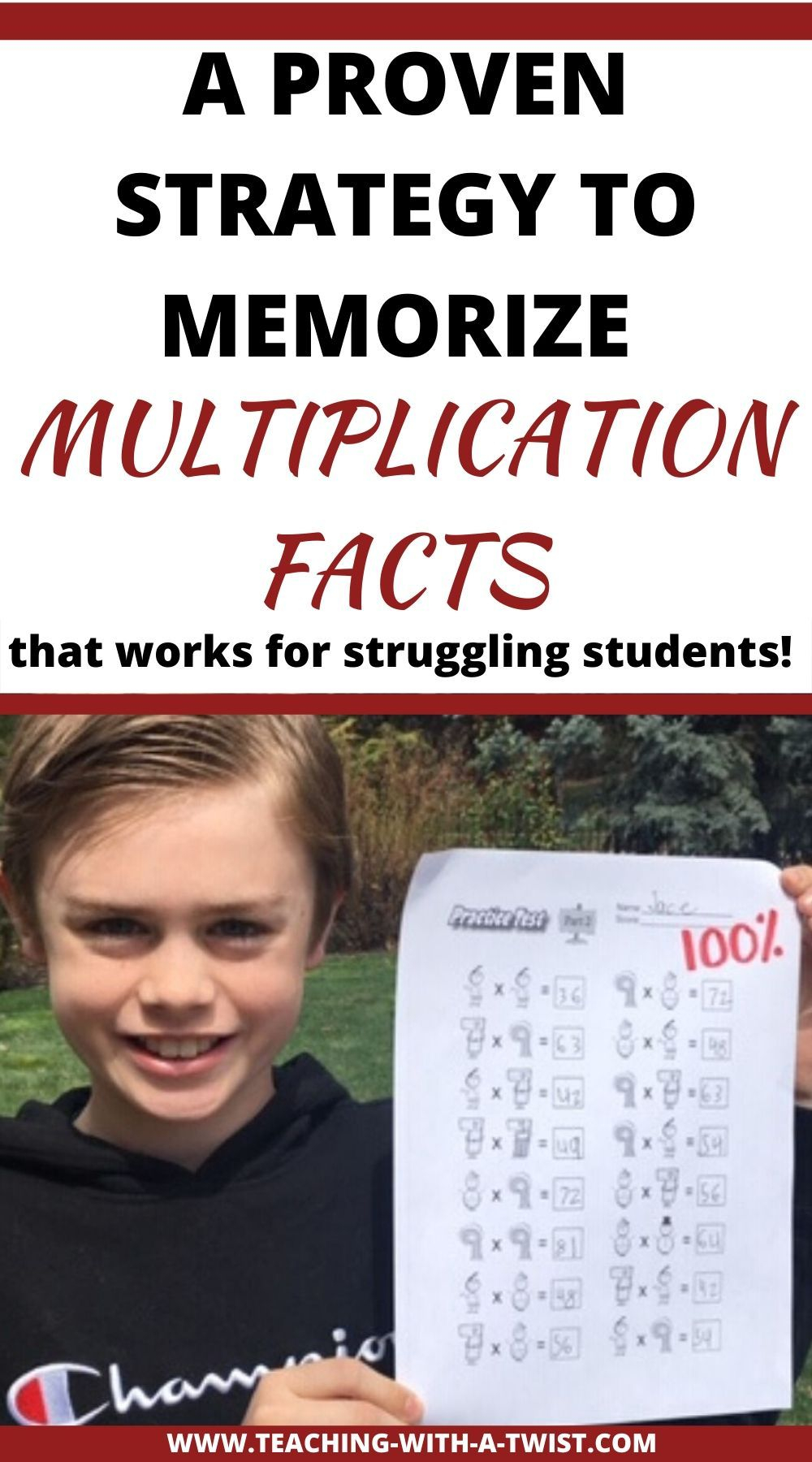 The Fastest And Easiest Way To Teach Struggling Students To