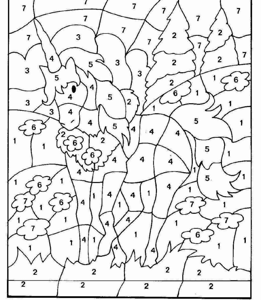 Tremendous Christmas Math Coloring Pages Picture Ideas