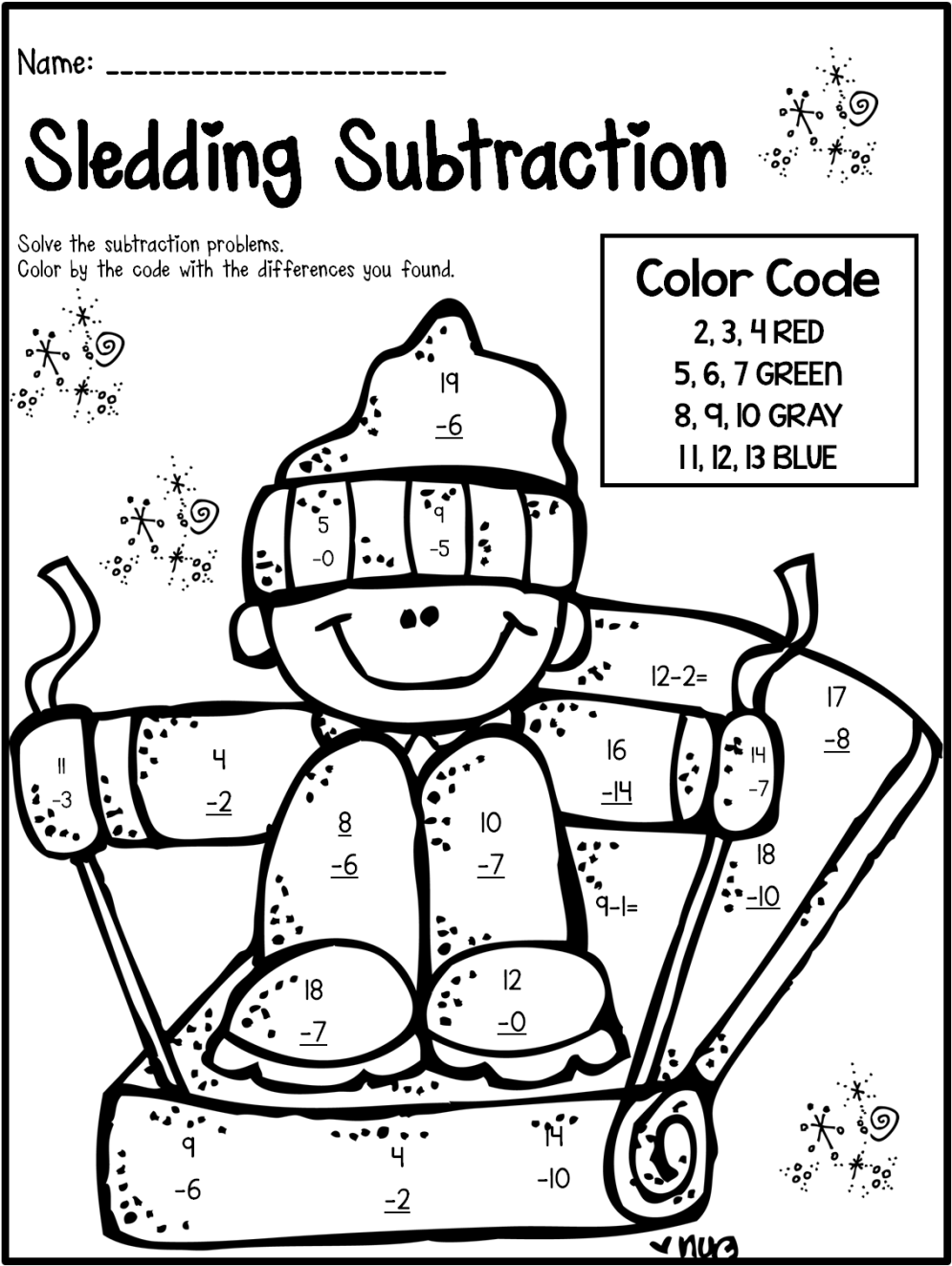 Worksheet ~ Delighted Winter Theme Activities And Printables