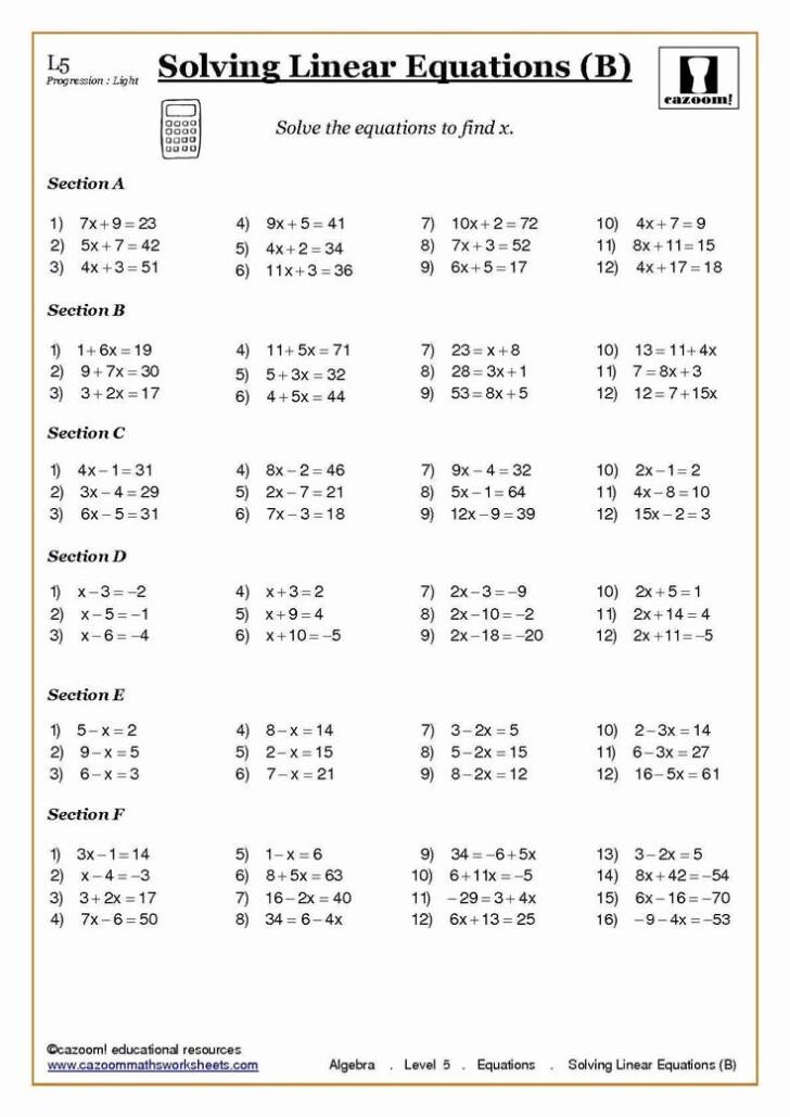 Printable 7 Multiplication Test