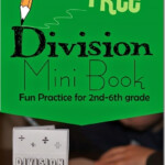 FREE Division Mini Book Free Homeschool Deals