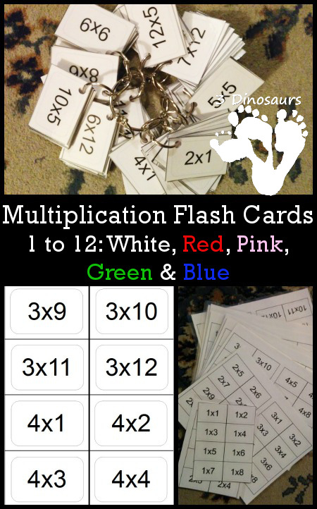 Printable 12 Multiplication Worksheet