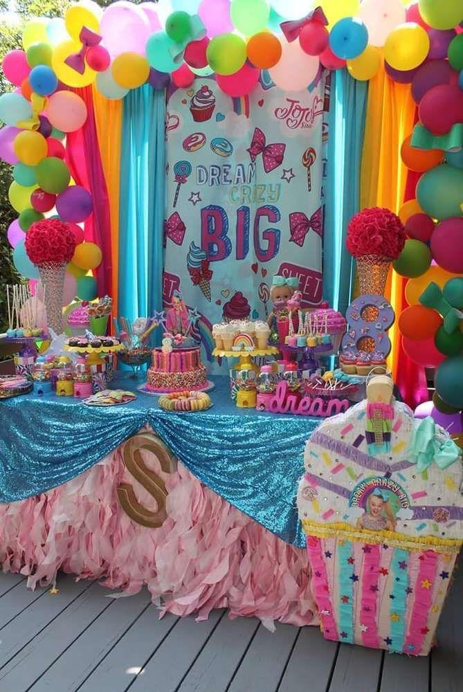 Sophie s Jojo Siwa 8th Birthday Party CatchMyParty