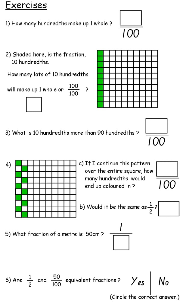 Year 4 Math Worksheets Printable Activity Shelter